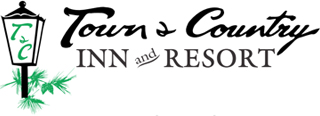 Town and Country Inn and Resort logo